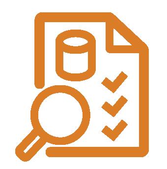 Inspection Review_Icon_Regular_Orange