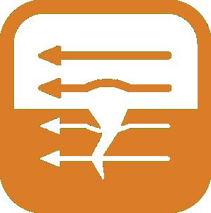 Magnetic Partical_Icon_Light_orange