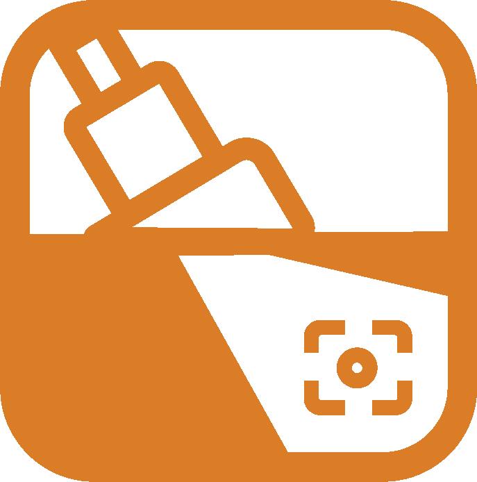 Phased Array_Icon_Light_Orange